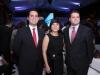 Alberto Alvarez, Natalia Sanchez y Eduardo Sturla