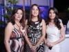 Claudia Pinto, Laura Herrera y Alexandra Perez