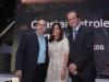 Eudy Matos, Laura Nunez y Juan Manuel Barranco