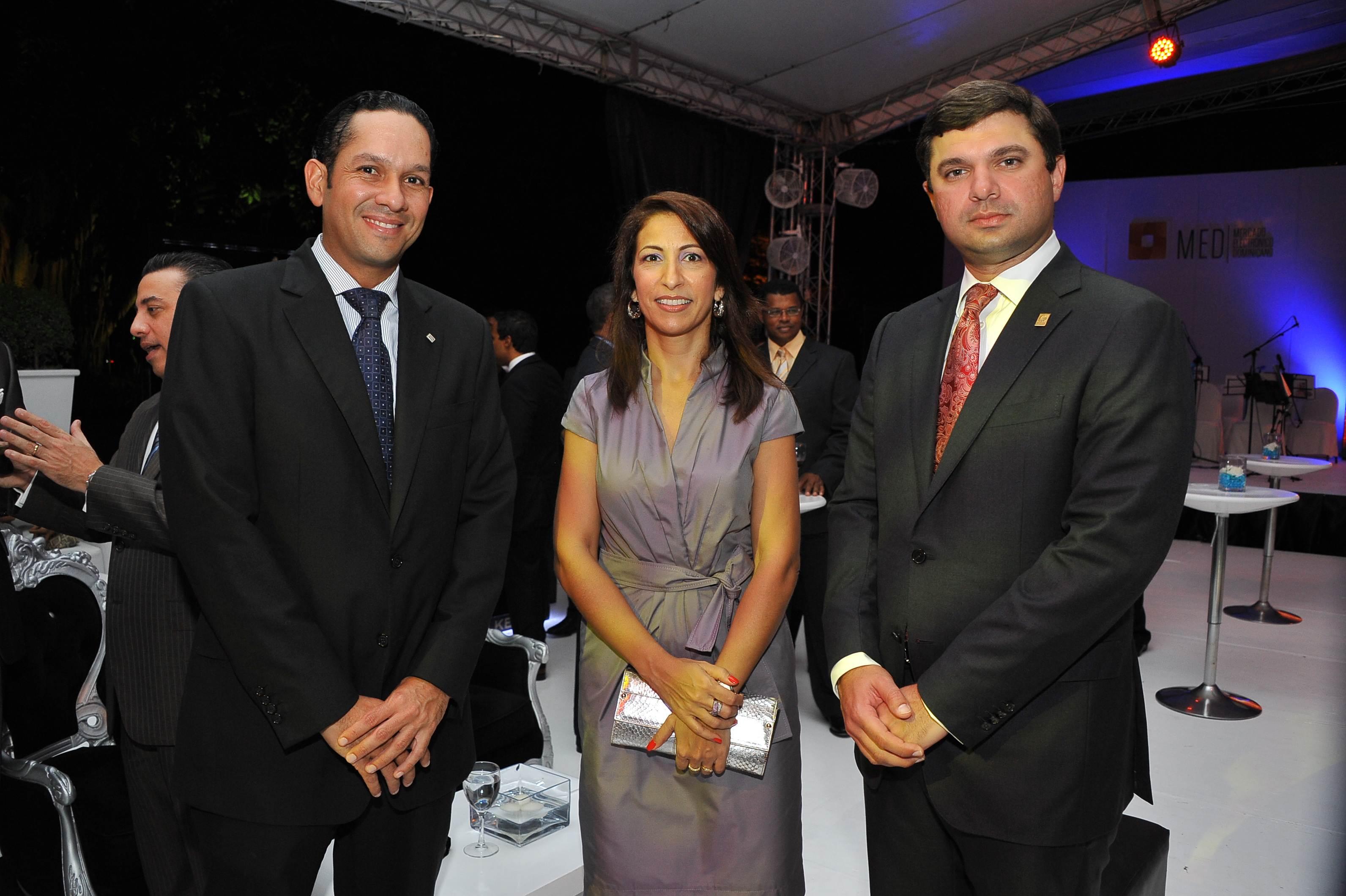 Alain Abreu-Sarah Rizek-Luis Rojas
